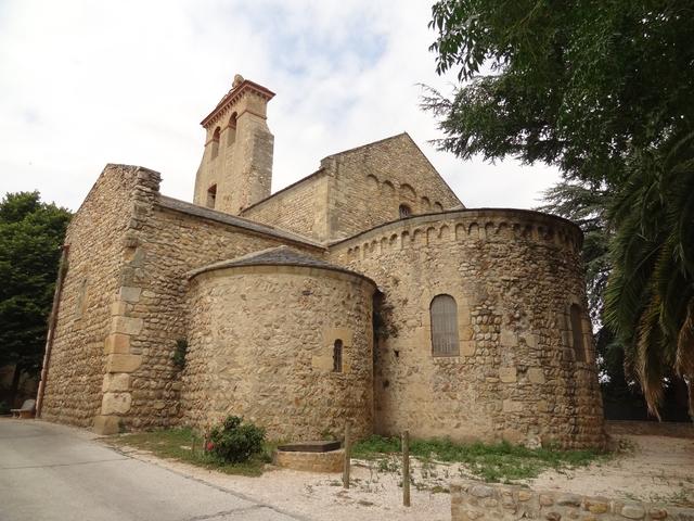 L'abbaye St André de Sorède