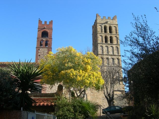 Cathedrale d'Elne