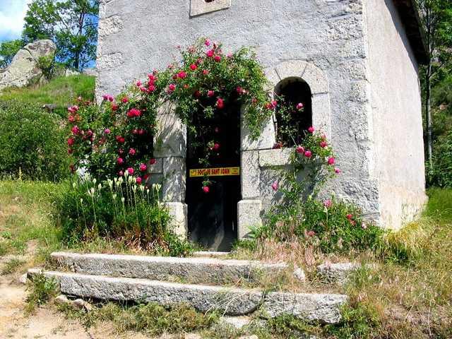 Chapelle de Mageta