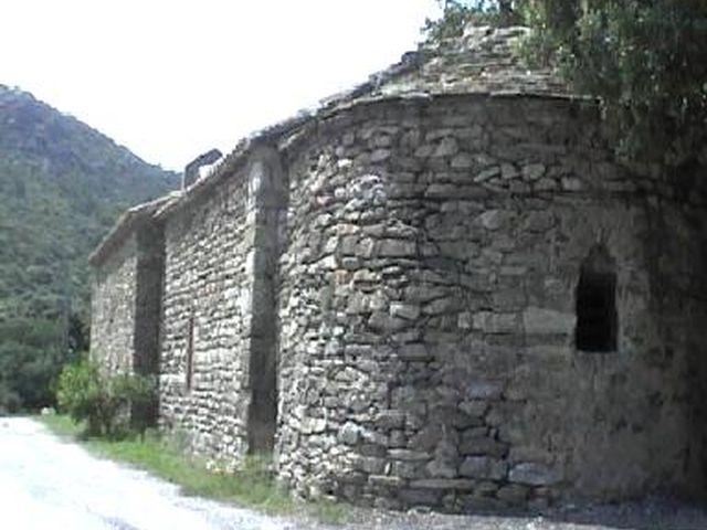 Chapelle de la Pave