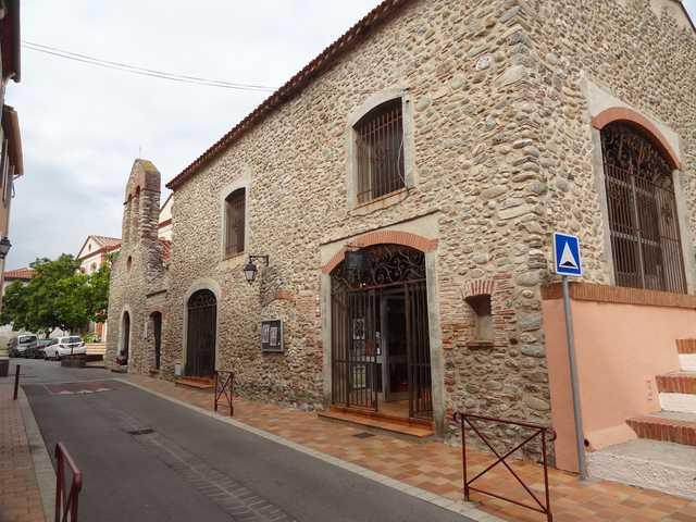 Chapelle St Antoine du Boulou