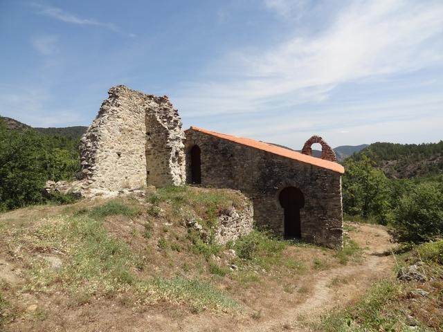Chapelle St Michel de Sournia