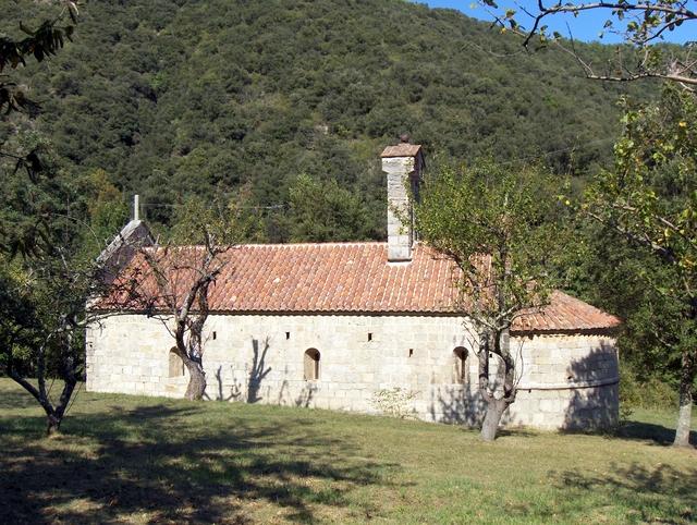 Chapelle St Pierre de Riuferrer