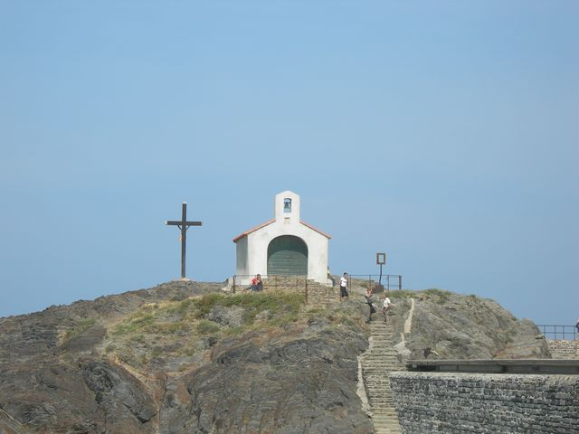 Chapelle St Vincent de Collioure