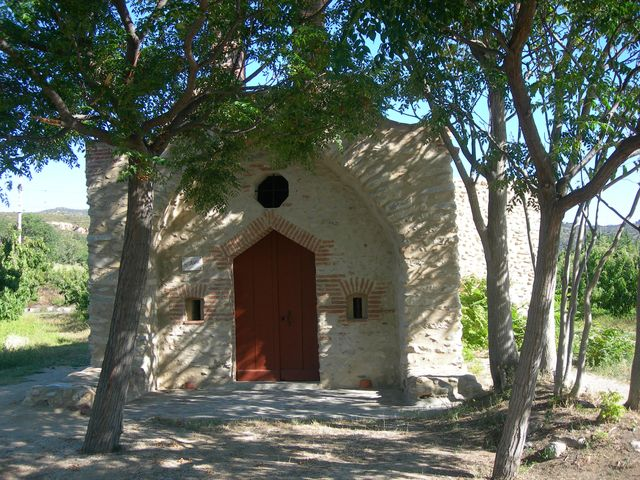 Chapelle Ste Anne de Bouletern�re