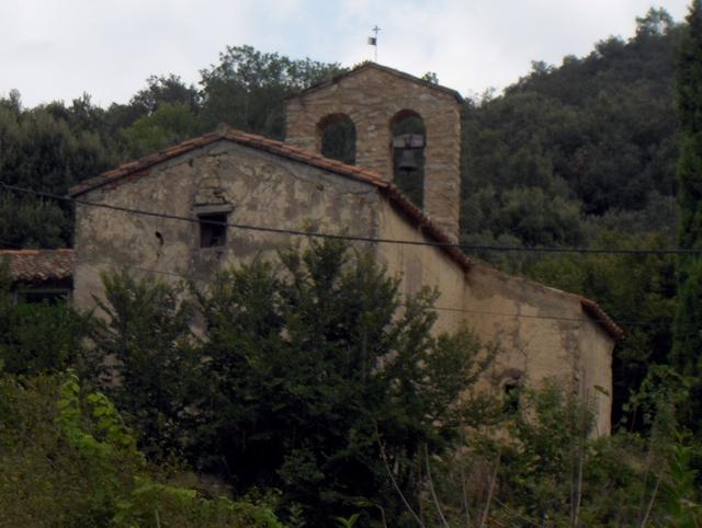 Chapelle Ste Croix de Quercorb