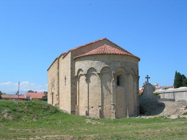 Chapelle de Villeneuve-de-la-Raho