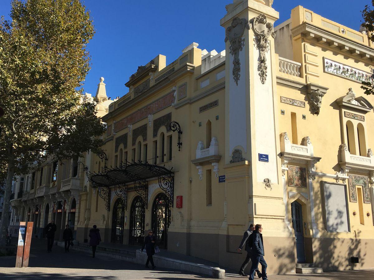 Cinéma 'Le Castillet'