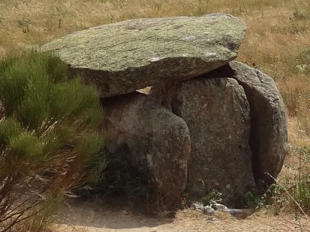 Dolmen de Campoussy