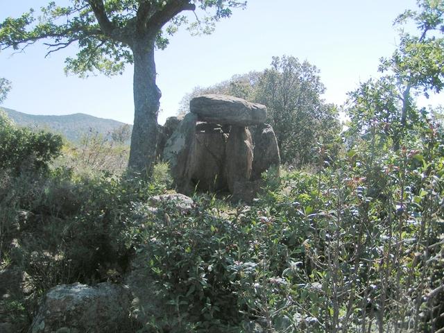 Dolmen de la Rouyre