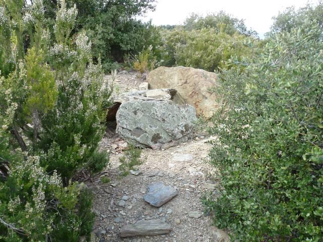 Dolmen des Mouillères
