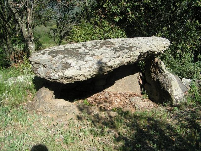 Dolmen du Camp del Prat