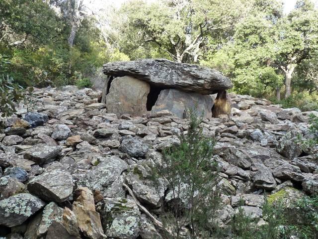 Dolmen du col de la Llosa
