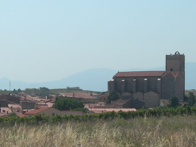 Eglise de la Vierge de Baixas