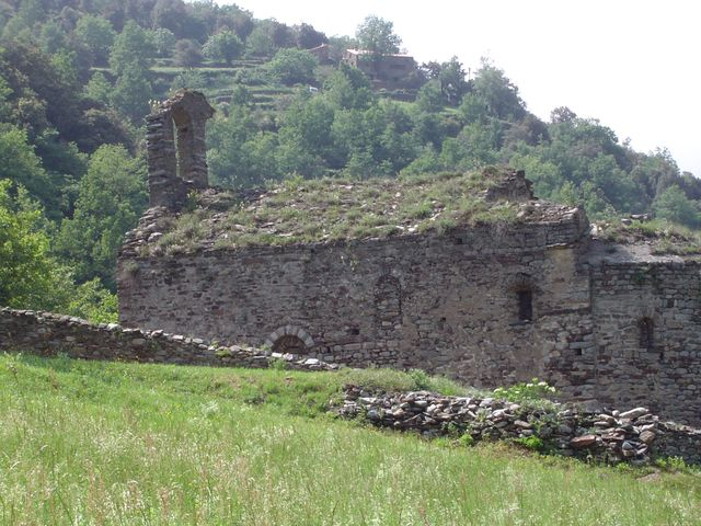 Eglise St André de Baillestavy
