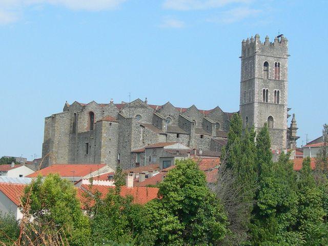 Eglise St Etienne d'Ille-sur-Tet