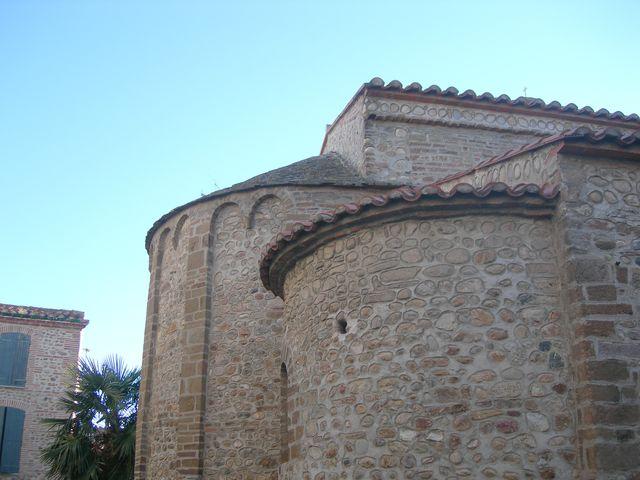 Eglise St Etienne de St Estève
