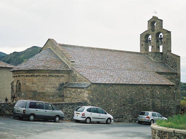 Eglise St Fructueux de Llo