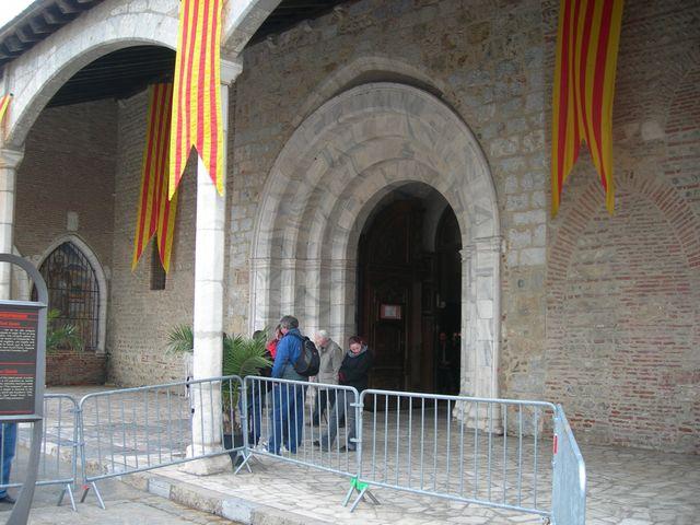 Eglise St Jacques de Perpignan