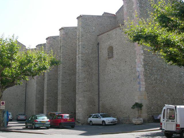 Eglise St Pierre de Prades