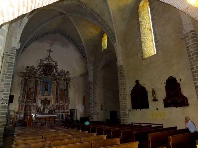 Eglise Ste Marie du Boulou