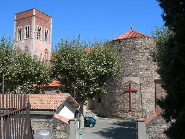 Eglise La Réal