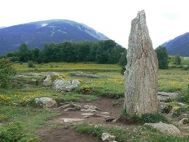Menhir La Bassouse