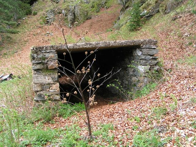 Mine de la Pinouse