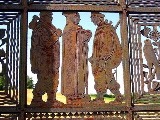 Monument à Jules Lax