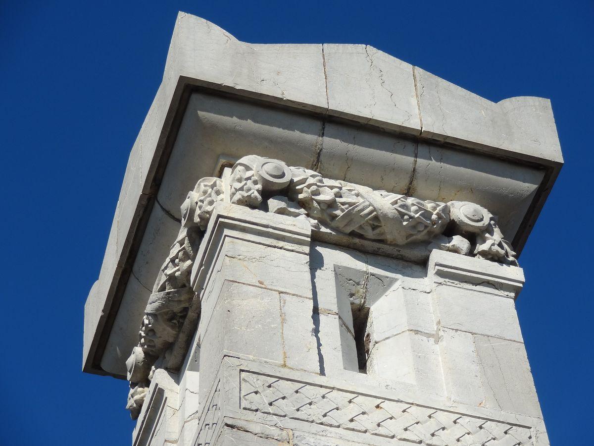 Monument de Peyrestortes