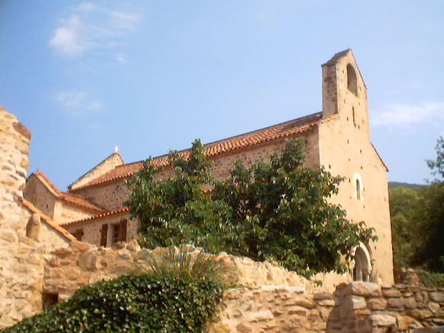 Prieuré de Ste Marie du Vilar