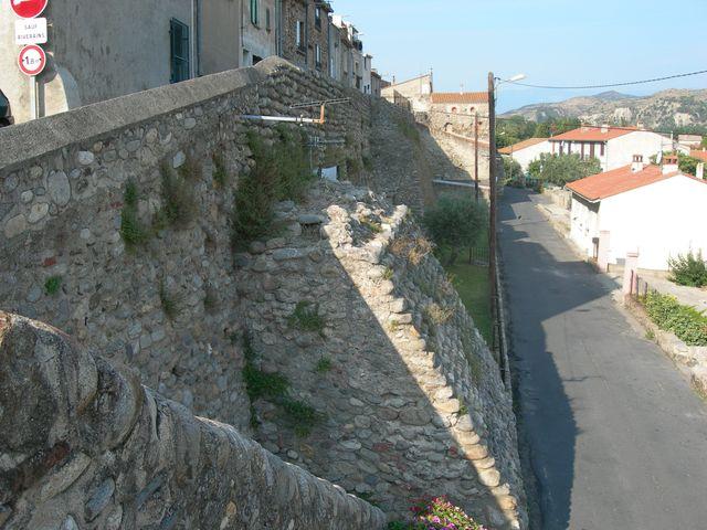 Remparts d'Ille-sur-Tet