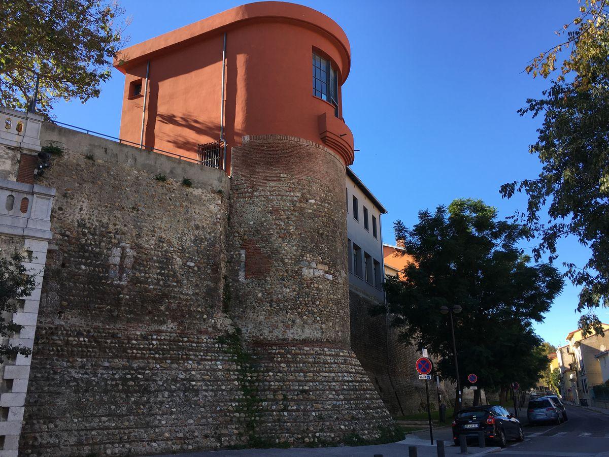 Remparts de Perpignan