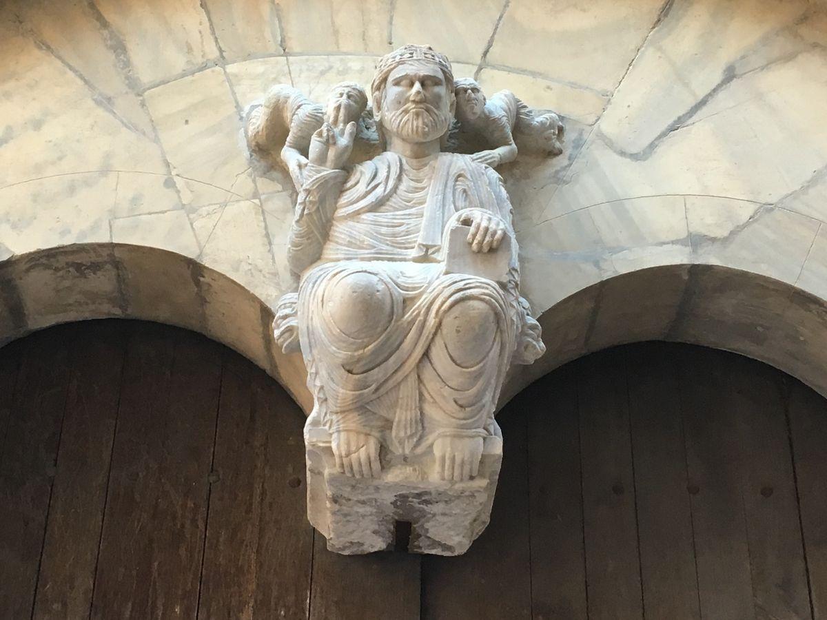 St Jean le Vieux