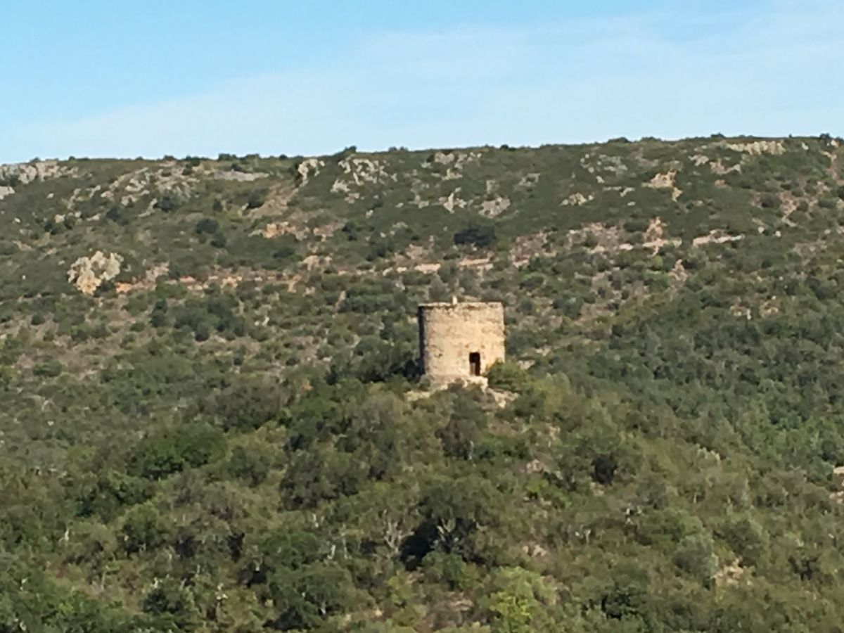 Tour de Castelnou