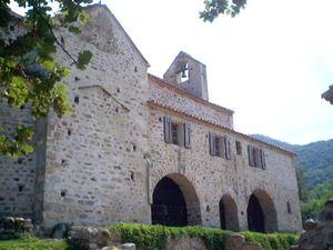 Prieuré Ste Marie du Vilar