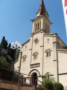 L'église d'Amélie-les-bains