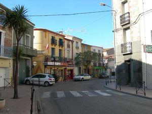 La rue principale de Bages
