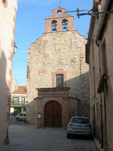 L'église de Baho