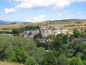 Le village d'Eyne