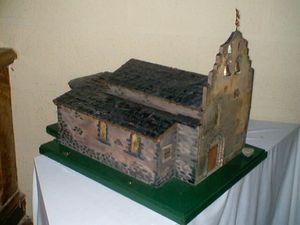 L'église Ste Marie