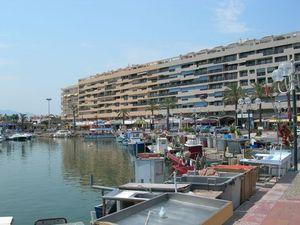 St Cyprien, le port