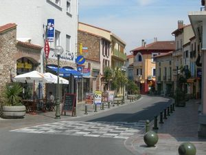 Rues de Thuir