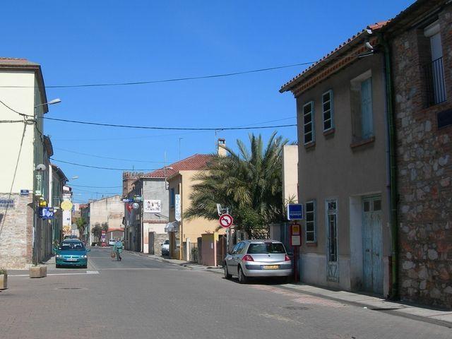 Une rue de Claira