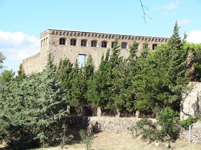 Le château de Cuxous