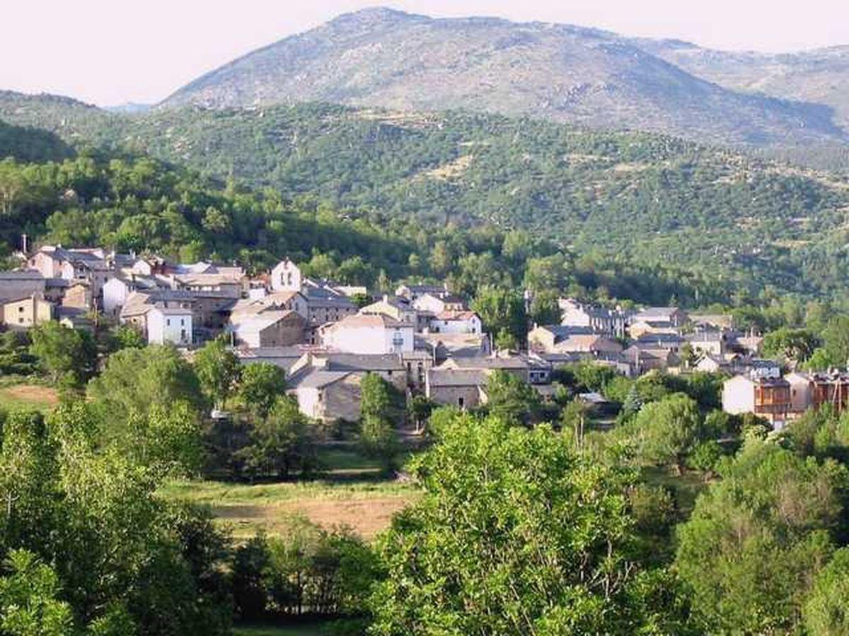 Le village de Dorres
