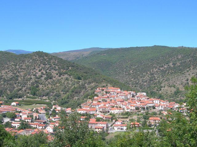 Le village de Ria