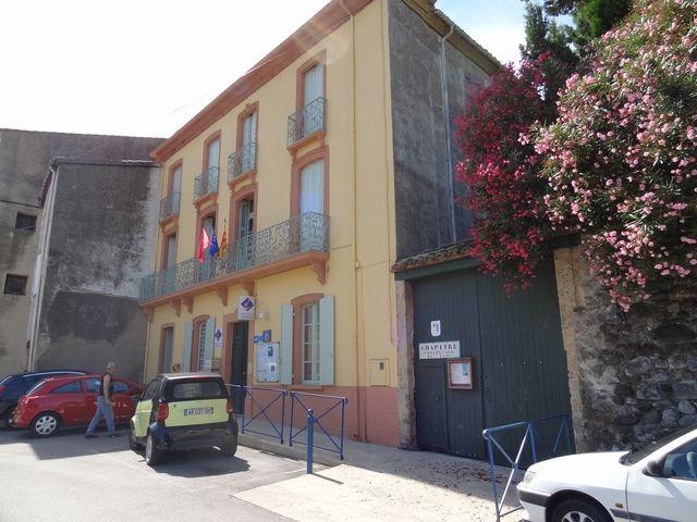 St Paul de Fenouillet