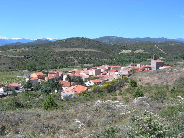Le village de Trevillach