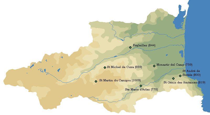 Abbayes du Roussillon
